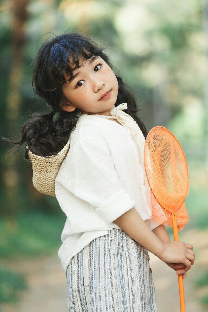 样片 #主题 #儿童摄影 #化妆造型 #摄影