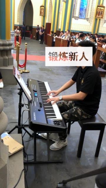 新的小伙伴开始担任领唱,谁知道这首歌名?无水印高清热门小视频