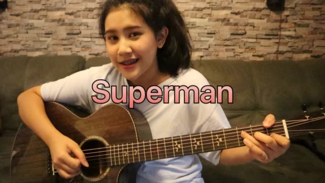 Superman  @MatthewMusic(O1301127881)Guitar无水印高清抖音视频