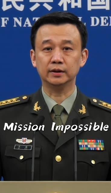 国防部谈中美两军关系:To Contain China, Mission Impossible!